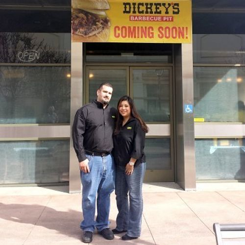 Owner Trades Pizza for Pork with New Dickey's Barbecue Pit in Buena Park