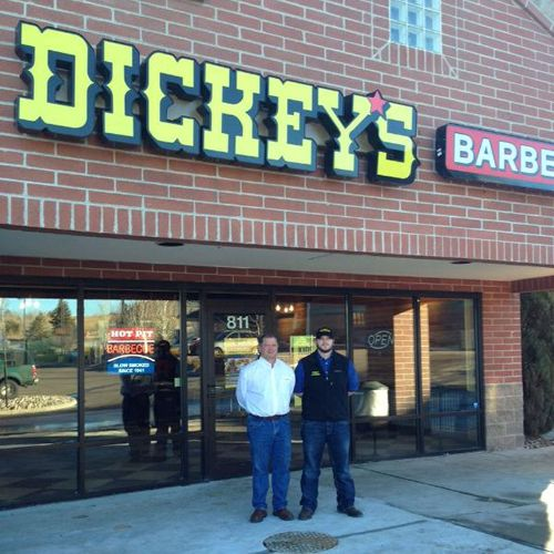 Win Free Barbecue for a Year at Dickey's Barbecue Pit in Colorado Springs