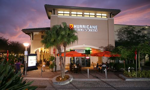 Executive Team at Hurricane Grill & Wings Welcomes Fred T. Grant, Jr.