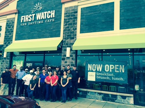 First Watch Opens Sixth Maryland Restaurant