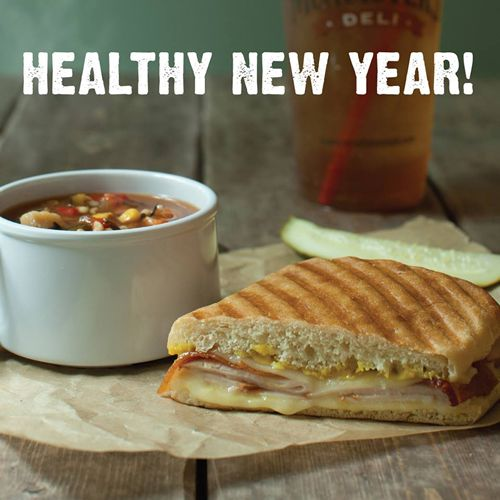 "McAlister's Deli Promotes Its More Than 250 ""Lite Choose Two"" Menu Options with ""Healthy New Year!"" Sweepstakes"