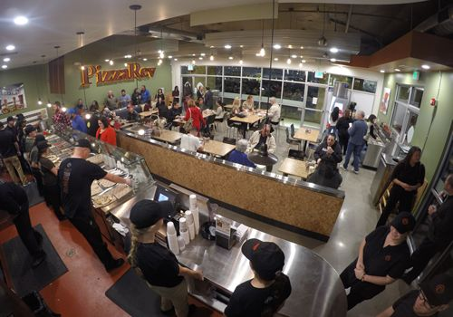 PizzaRev Celebrates Two Record-Breaking Openings in Bakersfield, CA