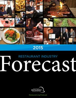 Restaurant Industry Enters 6th Consecutive Year of Growth, Will Remain a Leader in Job Creation