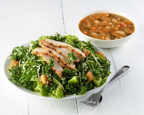 Sacrifice Nothing at Corner Bakery Cafe this New Year with New Kale Caesar Corner Combo