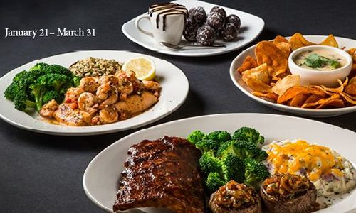 "Tony Roma's ""Craves the Kick"" with New Sweet and Zesty Menu Items"