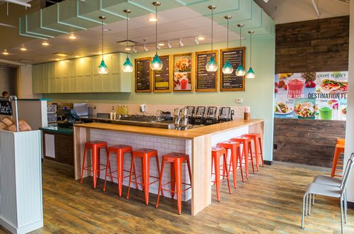 Tropical Smoothie Cafe Signs Franchise Agreement To Open Six New Locations In South Carolina