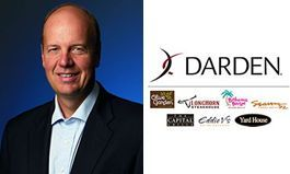 Darden Announces Appointment Of Chief Executive Officer