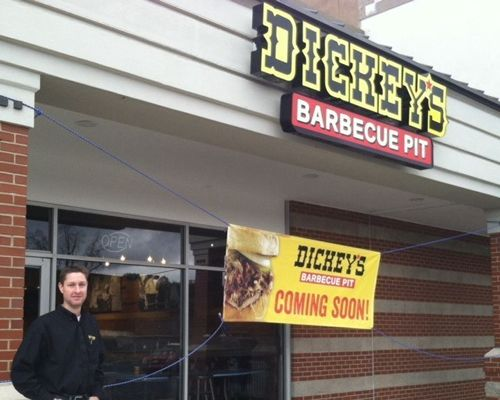 Texan Brings Tradition to New Home in Georgia with Dickey's Barbecue Pit