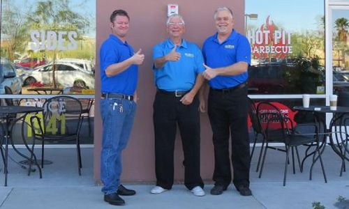 Native Texan & Longtime Guest Brings Dickey's Barbecue Pit to Palm Springs