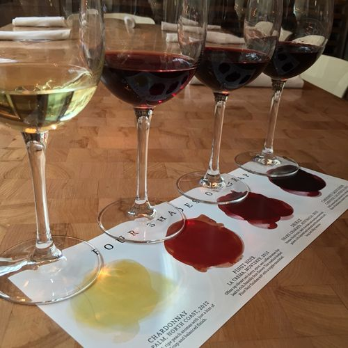 'Four Shades of Grape' Premiers at Zinburger Wine & Burger Bar