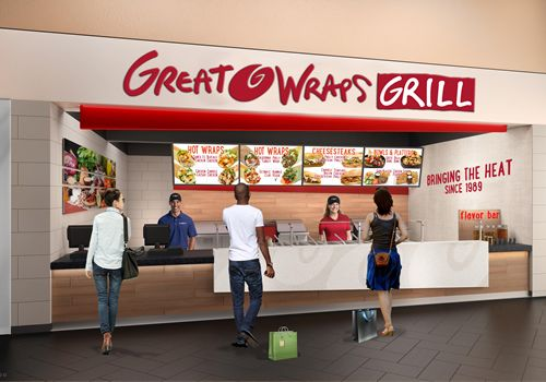 Great Wraps Grill Announces New Jersey Expansion