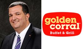 Grill Buffet Chain Golden Corral Names Lance Trenary as New President and CEO
