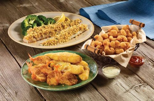 Ryan's, HomeTown Buffet and Old Country Buffet Serve up Their Greatest Catches with Seafood Fridays, Starting February 20