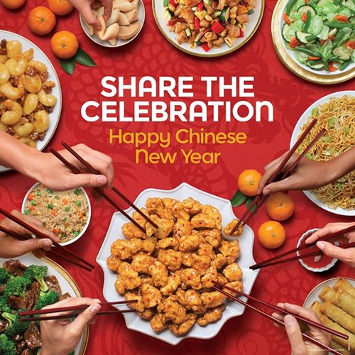 Usher in Wealth and Prosperity This Chinese New Year with Panda Express