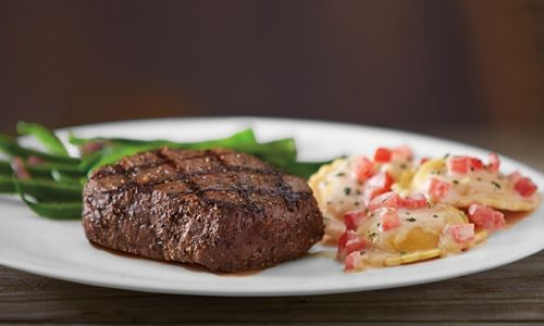 Carrabba's Italian-Inspired Surf & Turf - A New Twist on a Popular Pairing