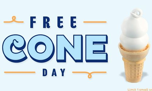 Dairy Queen's 75th Anniversary Kicks Off with Free Cone Day