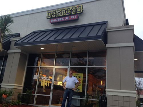 Put on Your Cowboy Boots Orlando: Dickey's Barbecue Pit Opens Thursday