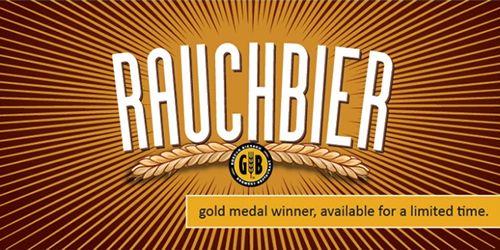 Gordon Biersch Pours Gold Medal-Winning Rauchbier For Limited Time