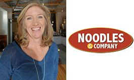 Noodles & Company Appoints Gretchen Paules as Vice President, Field Marketing