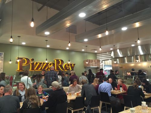 PizzaRev Enters San Diego with Two New Franchise Locations
