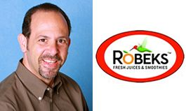 Robeks Fresh Juices and Smoothies Franchise Welcomes Victor DeSio as Senior Director, Franchise Development
