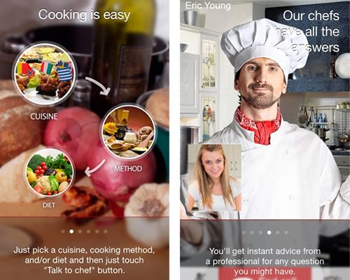TalkToChef Provides a Breakthrough in the Process of Cooking at Home by Instant Help of Professional Chefs