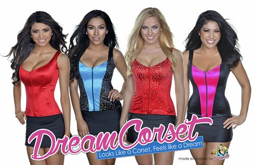 Waitressville Uniform to debut the 'Dream Corset' at the Nightclub and Bar Show in Las Vegas with a Fashion Show on the Main Stage