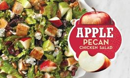 Wendy's Salads: Fresh Just Tastes Better