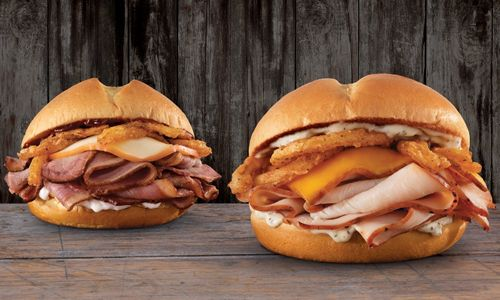 Real Wood. Real Fire. Real Smoke -- Arby's Expands Smokehouse Platform With 8-Hour Pit-Smoked Turkey