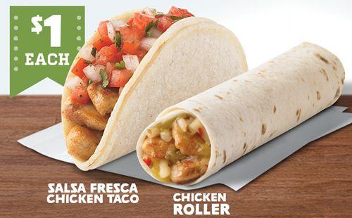 Del Taco's Buck & Under Menu Is Even More UnFreshing Believable