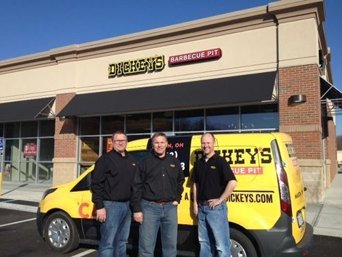 New Dickey's Barbecue Pit in South Lebanon is a Family Affair