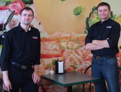 From Delivery Driver to Owner: Two Sarpino's Pizzeria Franchisees Plan to Open 40 Locations in the Midwest