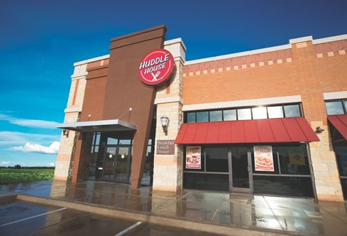 Huddle House Accelerates Growth in First Quarter of 2015