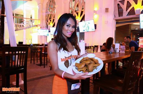 Largest International Hooters to Open in Pattaya, Thailand