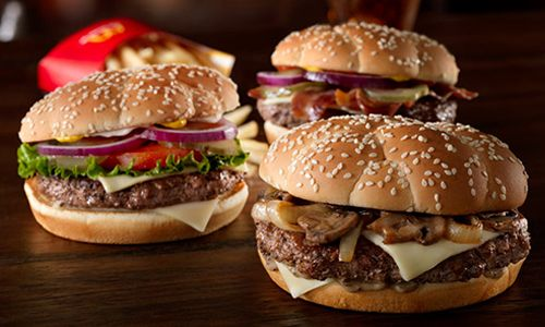 McDonald's Tries Again With Upscale Burgers