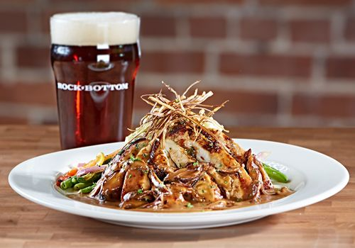 Rock Bottom Restaurant & Brewery Turns Up The Heat With Award-Winning Three Pepper Ale
