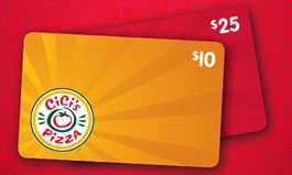 Teachers Eat Free at CiCi's Pizza on May 5