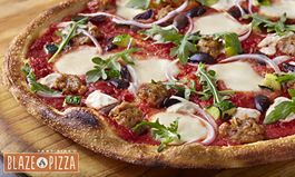 Blaze Fast-Fire'd Pizza Announces Grand Opening of First Nevada Restaurant
