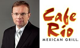 Cafe Rio Mexican Grill Names Steve Vaughan President and C.F.O.