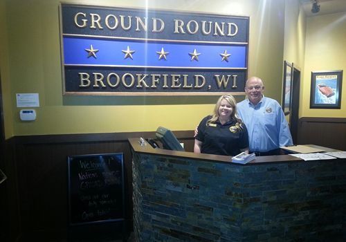 Ground Round Returns to Milwaukee with a New Location in Brookfield, Wisconsin