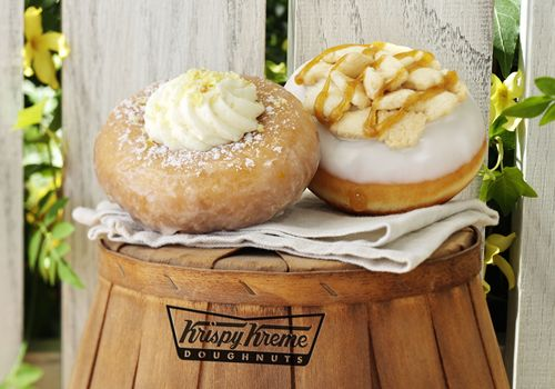 Krispy Kreme Southern Classics: Treats Inspired By the Sweet Tastes of the South