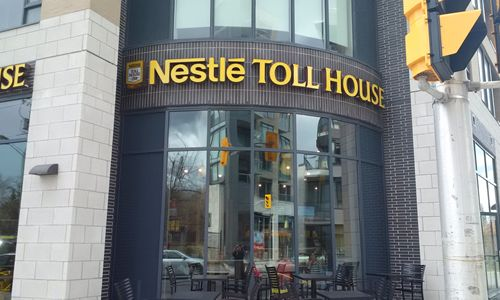 Ottawa Gets Sweeter with Opening of 5th Nestlé Toll House Café by Chip