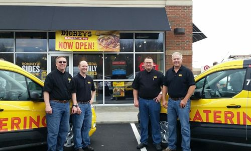 New Dickey's Barbecue Pit in Mason Arrives for National Barbecue Month
