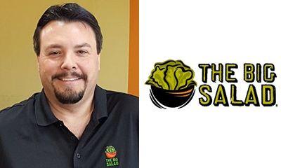 The Big Salad awards franchise at its Novi location