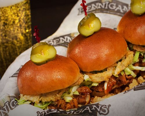 Bennigan's Kicks Off New Summer Menu with Salute to Heroes