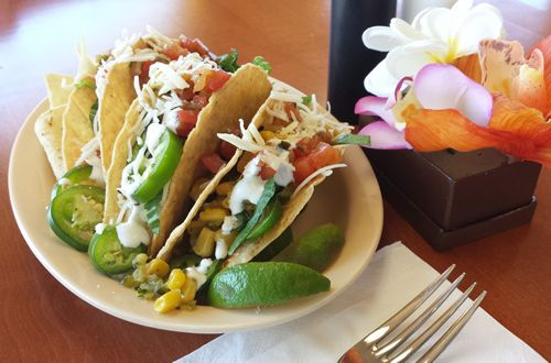 "Fast-casual Braddah's Island Style - burritos, bowls & tacos to be featured on The Cooking Channel's ""Taco Trip."""