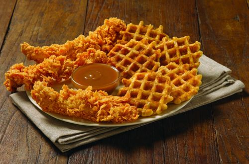 Chicken & Waffle Bites Are Back at Church's Chicken for a Limited Time