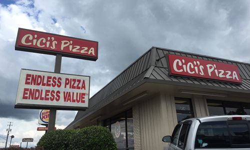 CiCi's Pizza Debuts Remodeled Restaurant in Knoxville