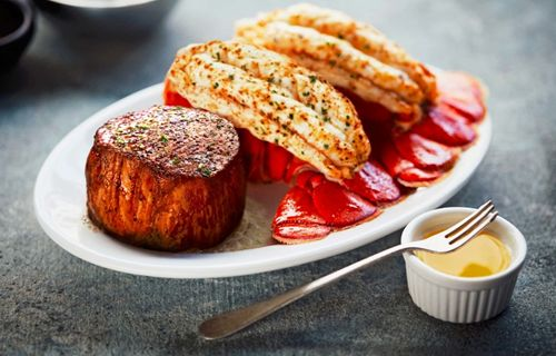 Father's Day Always Sizzles At Ruth's Chris Steak House