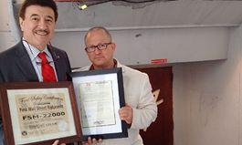 Fino Wall Street Ristorante Earns 5-Stars From FSM 22000 Food Auditors